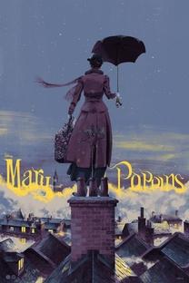 Mary Poppins - Poster / Capa / Cartaz - Oficial 8