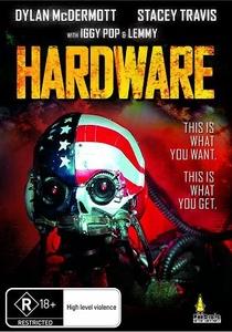 Hardware - O Destruidor do Futuro - Poster / Capa / Cartaz - Oficial 10