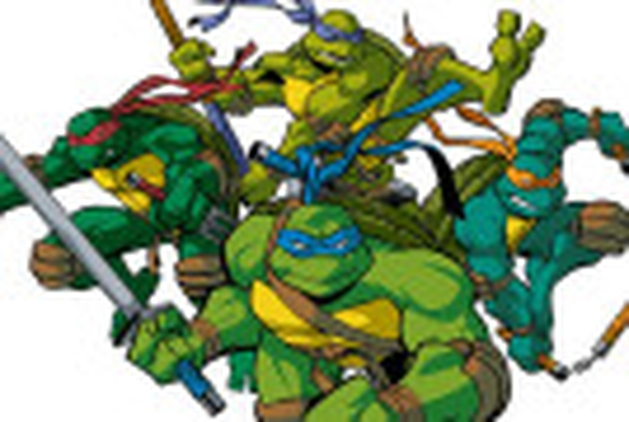 "Raphael disfarçado, Whoopie Goldberg e Megan Fox em imagens dos bastidores de ""Tartarugas Ninja"""