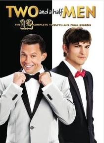 Dois Homens e Meio (12ª Temporada) - Poster / Capa / Cartaz - Oficial 1