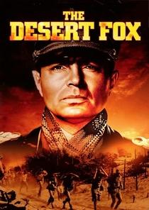Raposa do Deserto - Poster / Capa / Cartaz - Oficial 1