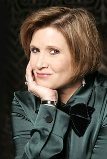 Carrie Fisher - Poster / Capa / Cartaz - Oficial 5