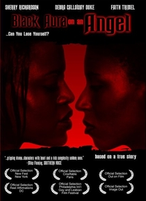Black Aura on an Angel - Poster / Capa / Cartaz - Oficial 1