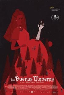 As Boas Maneiras - Poster / Capa / Cartaz - Oficial 7