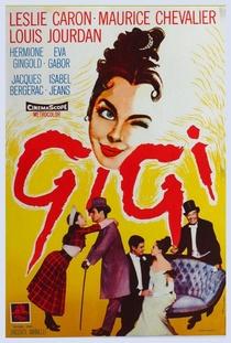 Gigi - Poster / Capa / Cartaz - Oficial 1