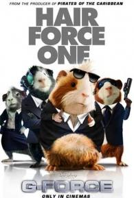 Força G - Poster / Capa / Cartaz - Oficial 1