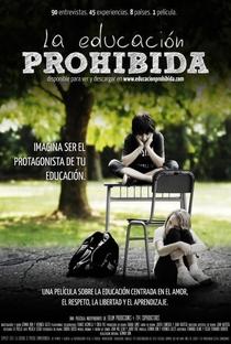 A Educação Proibida - Poster / Capa / Cartaz - Oficial 1