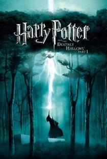 Harry Potter e as Relíquias da Morte - Parte 1 - Poster / Capa / Cartaz - Oficial 20