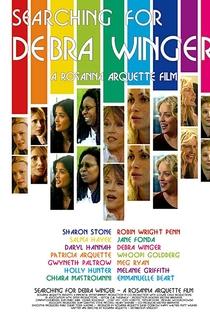 Searching for Debra Winger - Poster / Capa / Cartaz - Oficial 2