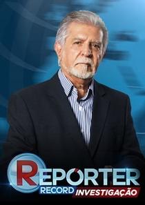 Repórter Record Investigação - O Mistério de Itajubá - Poster / Capa / Cartaz - Oficial 1