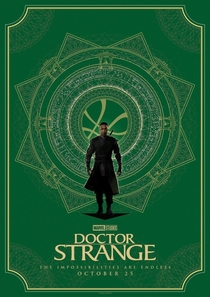 Doutor Estranho - Poster / Capa / Cartaz - Oficial 25