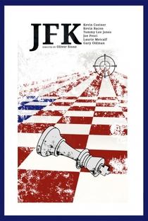 JFK: A Pergunta Que Não Quer Calar - Poster / Capa / Cartaz - Oficial 2