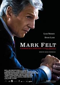 Mark Felt: O Homem que Derrubou a Casa Branca - Poster / Capa / Cartaz - Oficial 1