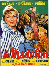 La Madelon - Poster / Capa / Cartaz - Oficial 1