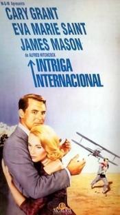 Intriga Internacional - Poster / Capa / Cartaz - Oficial 4