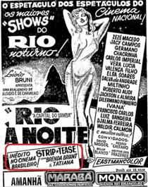 Rio À Noite - Poster / Capa / Cartaz - Oficial 1