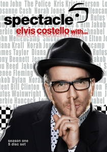 Spectacle: Elvis Costello with... - Poster / Capa / Cartaz - Oficial 1