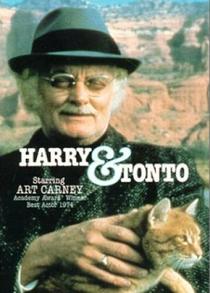 Harry, o Amigo de Tonto - Poster / Capa / Cartaz - Oficial 3