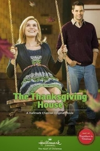 The Thanksgiving House - Poster / Capa / Cartaz - Oficial 1