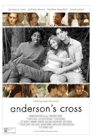 Anderson's Cross - Poster / Capa / Cartaz - Oficial 1