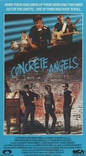 Concrete Angels - Poster / Capa / Cartaz - Oficial 1