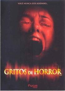 Gritos de Horror - Poster / Capa / Cartaz - Oficial 2
