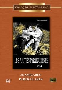 As Amizades Particulares - Poster / Capa / Cartaz - Oficial 5
