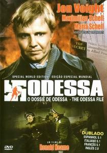 O Dossiê de Odessa - Poster / Capa / Cartaz - Oficial 4