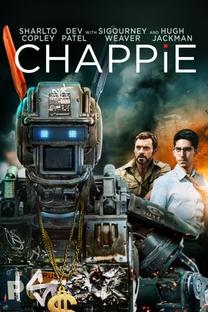 Chappie - Poster / Capa / Cartaz - Oficial 10