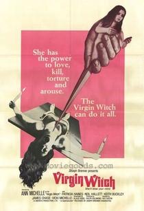 Virgin Witch - Poster / Capa / Cartaz - Oficial 1