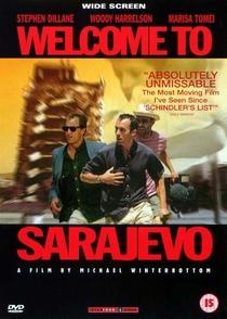 Bem Vindo a Sarajevo - Poster / Capa / Cartaz - Oficial 7