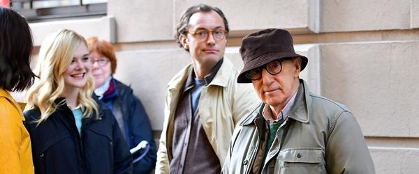 Woody Allen não tem planos para se aposentar