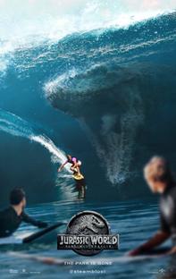 Jurassic World: Reino Ameaçado - Poster / Capa / Cartaz - Oficial 4