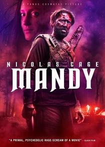 Mandy - Poster / Capa / Cartaz - Oficial 4