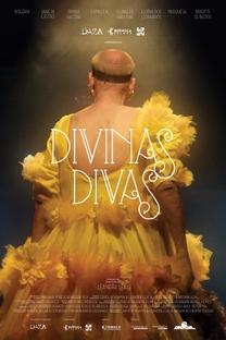 Divinas Divas - Poster / Capa / Cartaz - Oficial 1