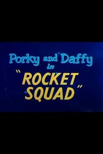 Rocket Squad - Poster / Capa / Cartaz - Oficial 1