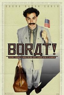 Borat - O Segundo Melhor Repórter do Glorioso País Cazaquistão Viaja à América - Poster / Capa / Cartaz - Oficial 1