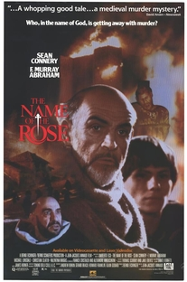 O Nome da Rosa - Poster / Capa / Cartaz - Oficial 9