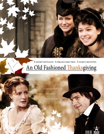 An Old Fashioned Thanksgiving - Poster / Capa / Cartaz - Oficial 1