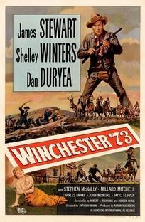 Winchester '73 - Poster / Capa / Cartaz - Oficial 1