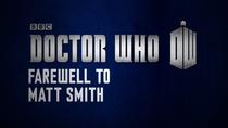 Doctor Who - Farewell to Matt Smith - Poster / Capa / Cartaz - Oficial 1