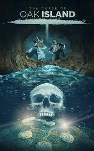 A Maldição de Oak Island (3ª Temporada) - Poster / Capa / Cartaz - Oficial 1