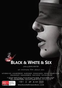 Black & White & Sex - Poster / Capa / Cartaz - Oficial 1
