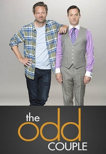 The Odd Couple (3ª Temporada) - Poster / Capa / Cartaz - Oficial 2