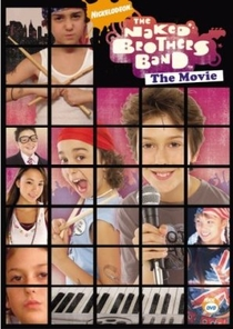 The Naked Brothers Band: O Filme - Poster / Capa / Cartaz - Oficial 1