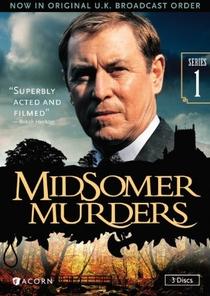 Midsomer Murders (1ª Temporada) - Poster / Capa / Cartaz - Oficial 1