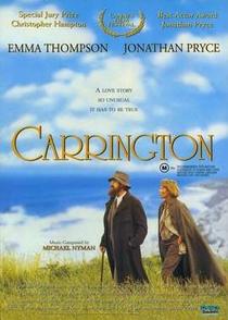 Carrington - Dias de Paixão - Poster / Capa / Cartaz - Oficial 1