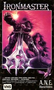 Ironmaster - Poster / Capa / Cartaz - Oficial 1