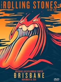 Rolling Stones - Brisbane 2014 - Poster / Capa / Cartaz - Oficial 1