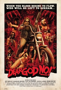 Dear God No! - Poster / Capa / Cartaz - Oficial 1